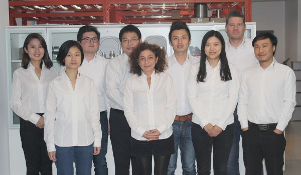 Reinforce the distribution channels – HBE Fluid Equipment becomes sole partner for China